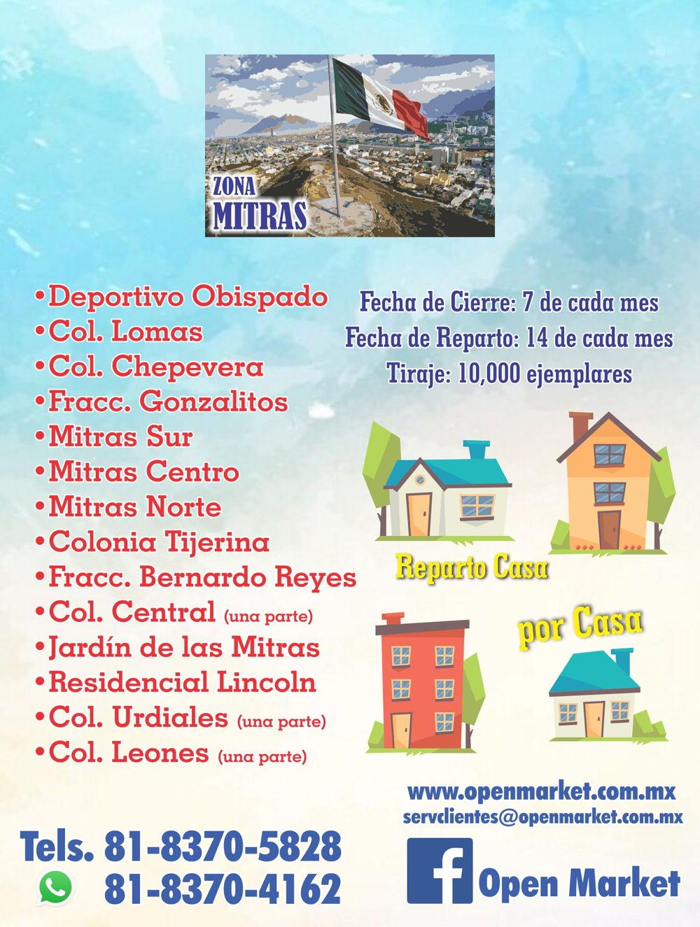 Revista en Mitras